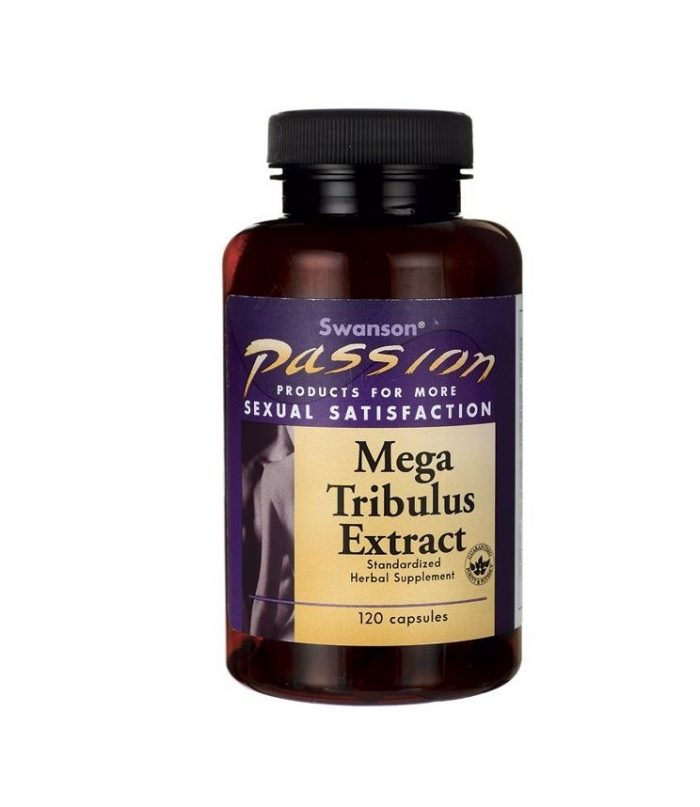 Tribulus Extract 250 mg 120 capsules
