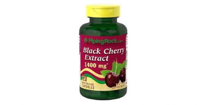 Black Cherry 1400 mg 120 capsules