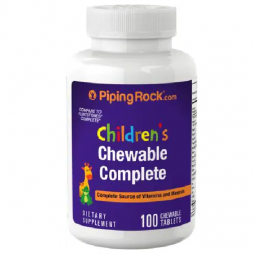 Children Multivitamin 100 chewables