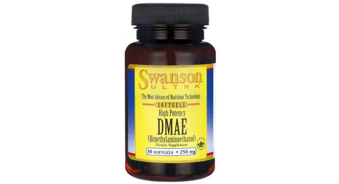 DMAE 250 mg 30 softgels