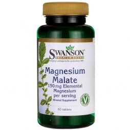 Magnesium Malate 1000 mg 60 tabs