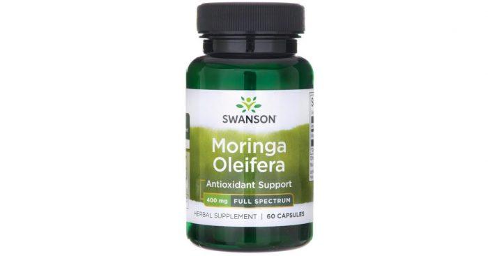 Moringa Oleifera 400 mg 60 caps