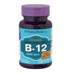 Methylcobalamin B-12 1000 mcg120 fast dissolve tablet