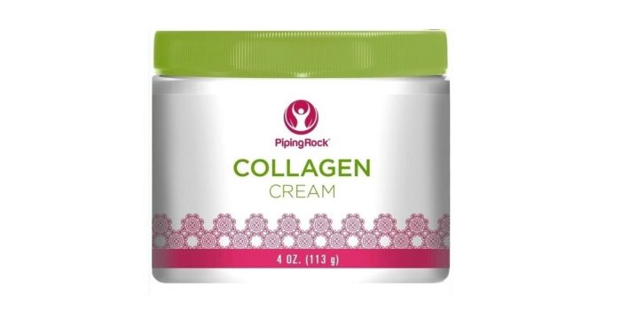Collagen Cream 4 oz (113 g) Jar