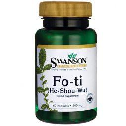 Fo-ti500 mg 60 capsules