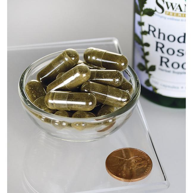 Rhodiola Rosea Root400 mg 100 Caps