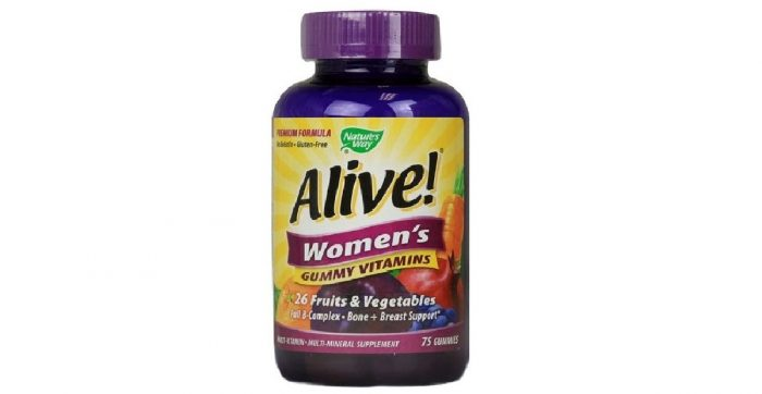 Alive Gummy Women Vitamins 75 Gummies