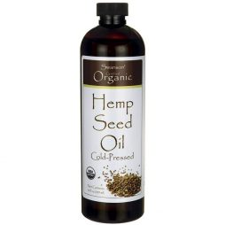 Organic Hemp Seed Oil355 ml