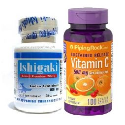 Ishigaki Premium with Sustained Release Vitamin C 500 mg