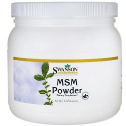 MSM Powder 454 grams