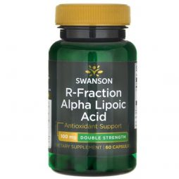 R-Fraction Alpha Lipoic Acid Double Strength