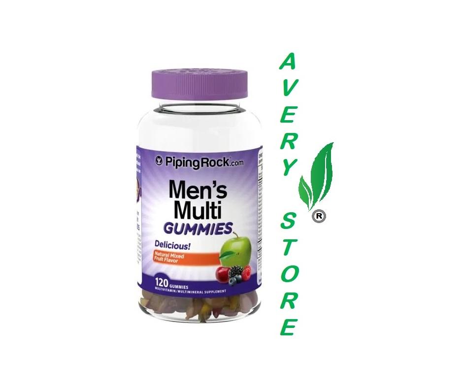 Men's Multivitamins 120 gummies