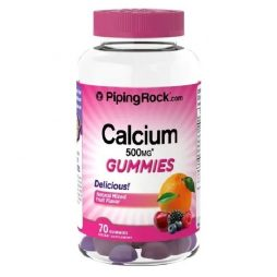 Calcium with Vitamin D 70 gummies