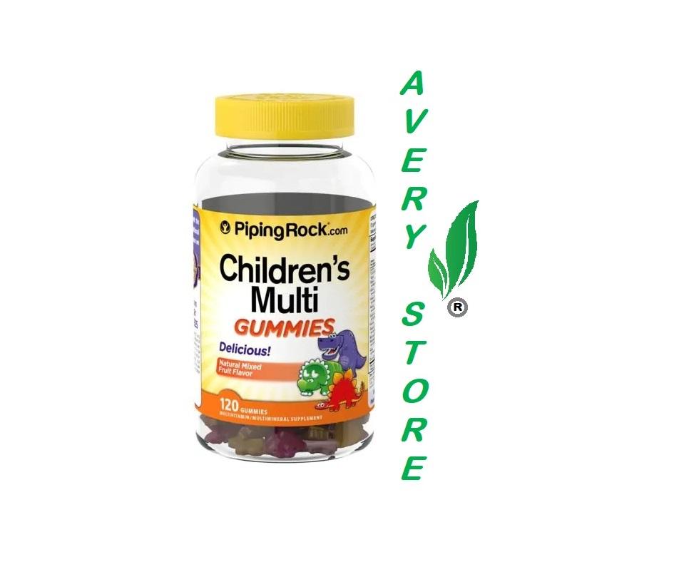 Childrens Multivitamins 120 Gummies