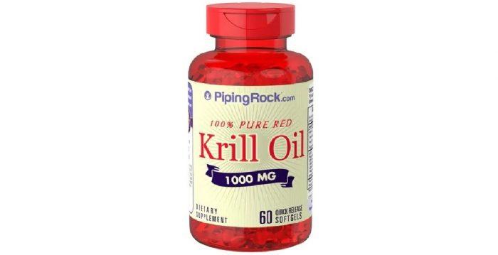 Krill Oil 1000 mg 60 softgels