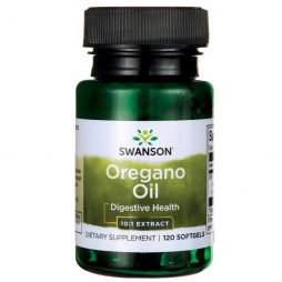 Oregano Oil 150 mg 120 softgels