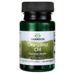 Oregano Oil 150 mg 120 softgels