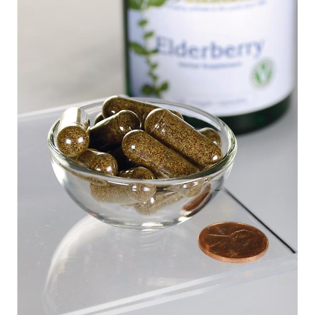 Elderberry 575 mg 120 vcaps