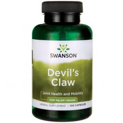 Devil's Claw 500 mg 100 capsule