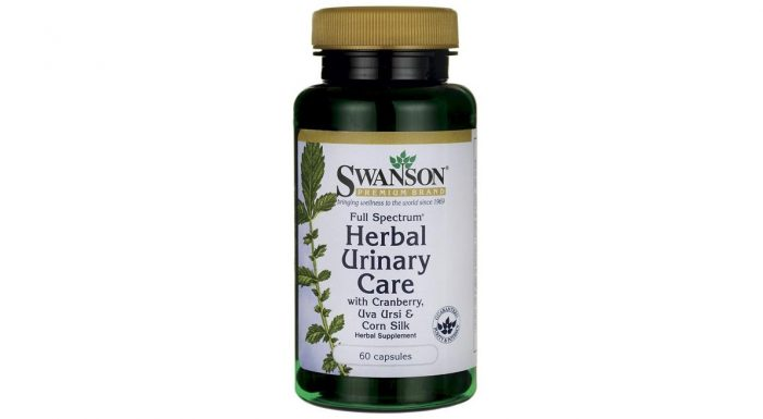 Herbal Urinary Care 60 capsules