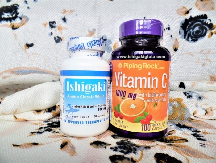 Ishigaki Classic with Vitamin C Bioflavonoids an Rosehips 1000mg