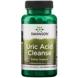 Uric Acid Cleanse 60 veggie caps