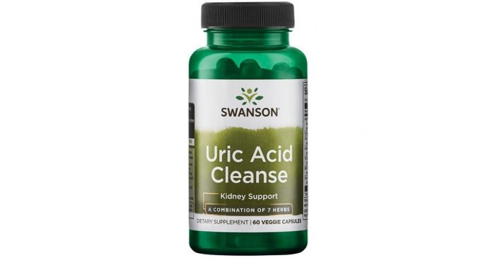 Uric Acid Cleanse 60 veggie caps