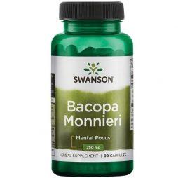 Bacopa Monnieri 250 mg 90 caps