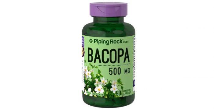 Bacopa Monniera 500 mg 90 capsules