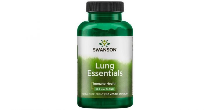 Lung Essentials 500 mg 120 vcaps
