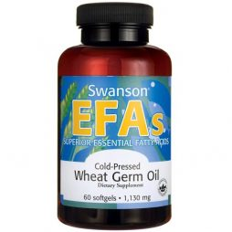 Wheat Germ Oil 1130 mg 60 softgels