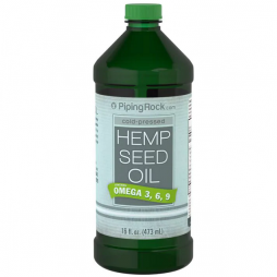 Hemp Seed Oil 473 ml