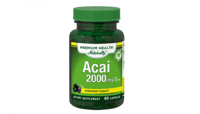 Acai Berry 2000 mg 60 capsules