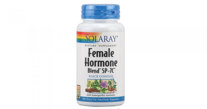 Female Hormone Blend 100 Capsules