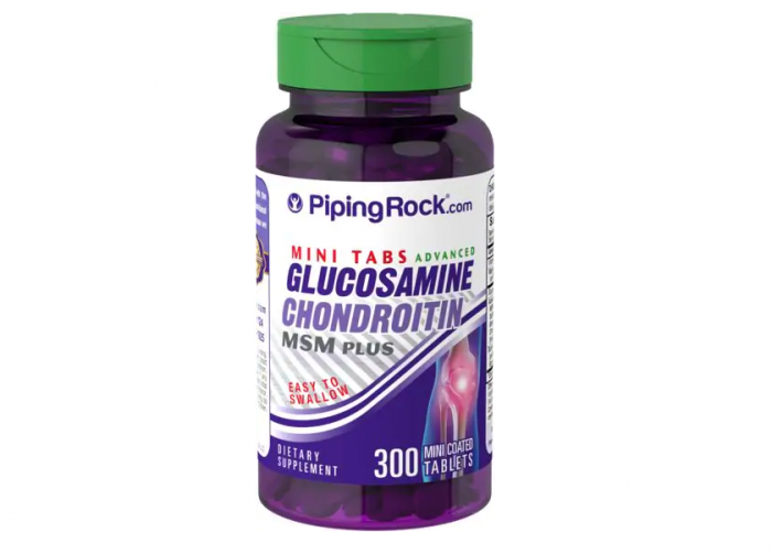 Glucosamine Chondroitin with MSM 300 Coated Tablets