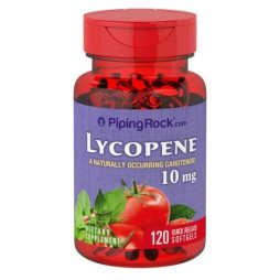 Lycopene 10 mg 120 softgels