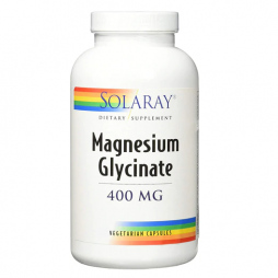 Magnesium Glycinate 400 mg 120 vcaps