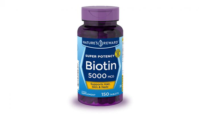 Biotin 5000 mcg 150 tabs
