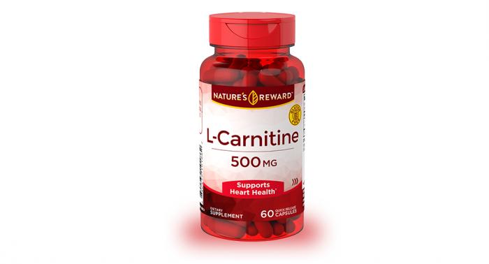 L-Carnitine 500 mg 60 caps