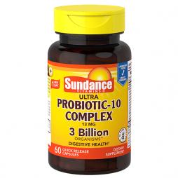 Probiotic 3 billion 60 caps