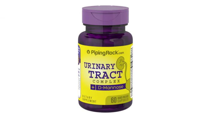 Urinary Tract Complex with D-Mannose and Cranberry 60 Caps