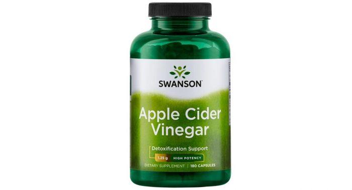 Apple Cider Vinegar 180 caps