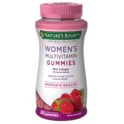 Women's Multivitamin 80 Gummies