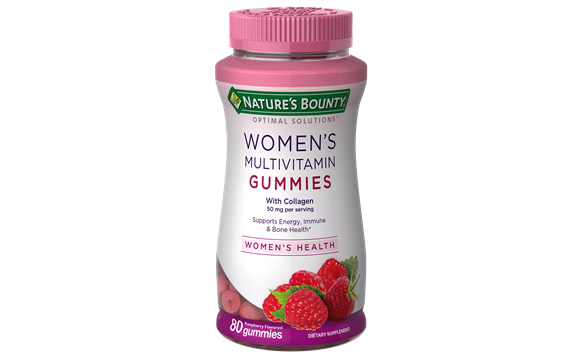 Women's Multivitamin 80 Gummies