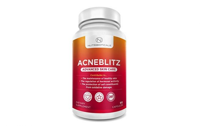 Acne Blitz Advanced Skin Care 90 caps