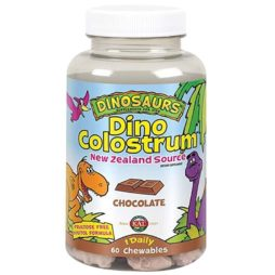 Colostrum for Kids 300 mg 60 chewables