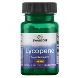 Lycopene 20 mg 60 softgels