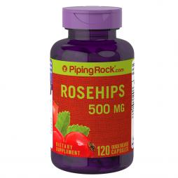 Rose Hips 500 mg 120 capsules