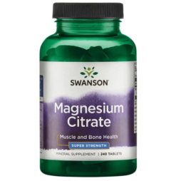 Magnesium Citrate 240 tabs