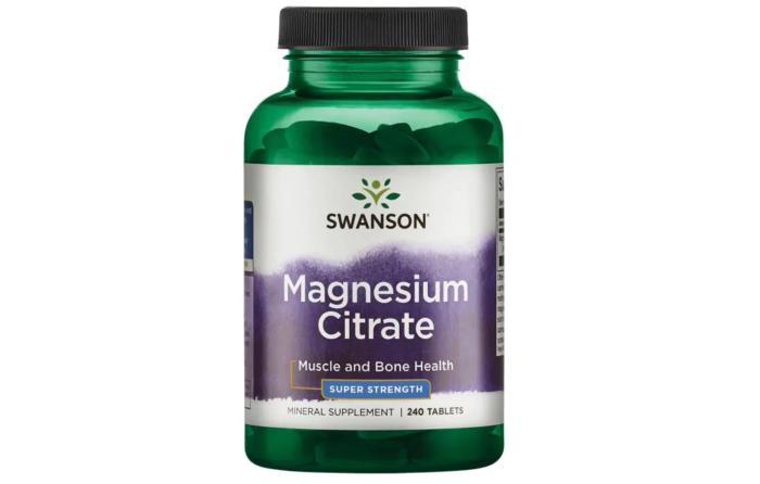 Magnesium Citrate 240 tabs